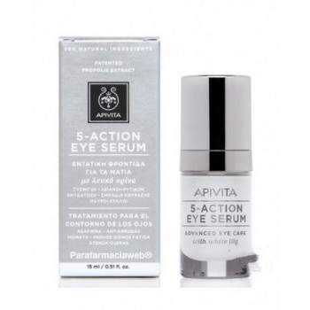SERUM OJOS 5 ACTION APIVITA 15 ML