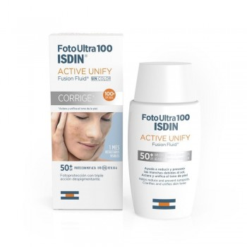 ISDIN® FOTOULTRA 100 ACTIVE UNIFY FUSION FLUID 50