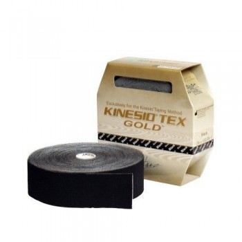 KINESIO TEX GOLD/NEGRO