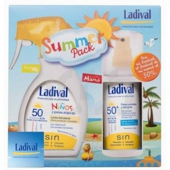 SUMMER PACK NIÑOS 50+ SPRAY + ADULTOS SPRAY 50+