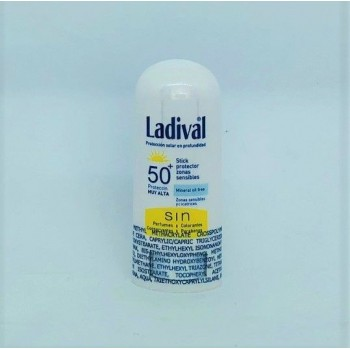 LADIVAL STICK PROTECTOR ZONAS SENSIBLES FPS 50+