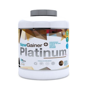 NEW GAINER PLATINUM CHOCOLATE 3KG HPN