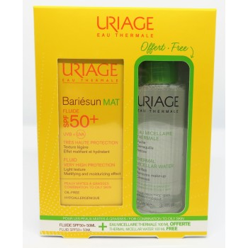 BARIESUN MAT SPF 50+ URIAGE 50 ML