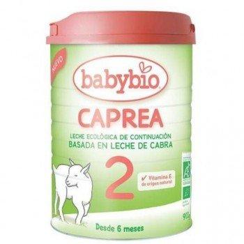 BABYBIO CAPREA LECHE CONTINUACION 2  DE CABRA