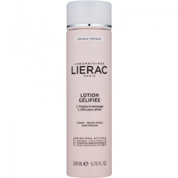LIERAC DESMAQUILLANTE GEL LOCION  200 ML